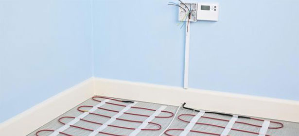 Pros and Cons of Under Floor Heating - NH Electrical Wiring Underfloor Heating on
